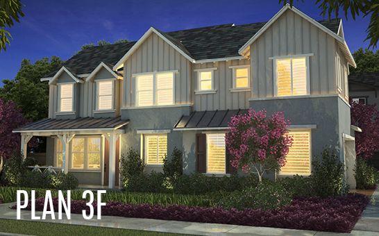 Single Family for Sale at Mckinley Village - Mulberry-Plan 3 3340 Mckinley Village Way Sacramento, California 95816 United States