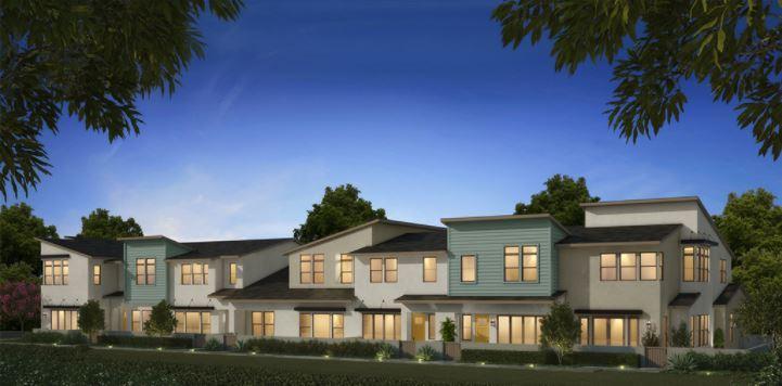 Multi Family for Sale at Azure At Esencia - Plan 1 215 Alienta Lane Mission Viejo, California 92694 United States