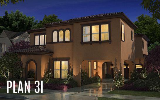 单亲家庭 为 销售 在 Cottonwood At Mckinley Village - Plan 3 3317 Mckinley Village Way Sacramento, California 95816 United States