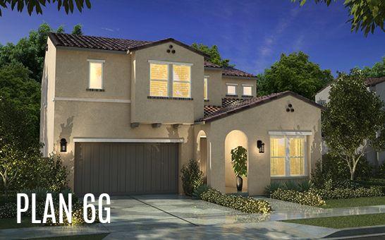 单亲家庭 为 销售 在 Cottonwood At Mckinley Village - Plan 6 3317 Mckinley Village Way Sacramento, California 95816 United States