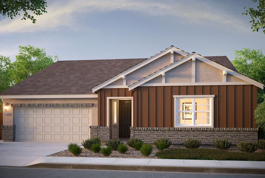 Single Family for Active at Brighton Landing - Oxford Plan 2 613 Periwinkle Drive Vacaville, California 95687 United States