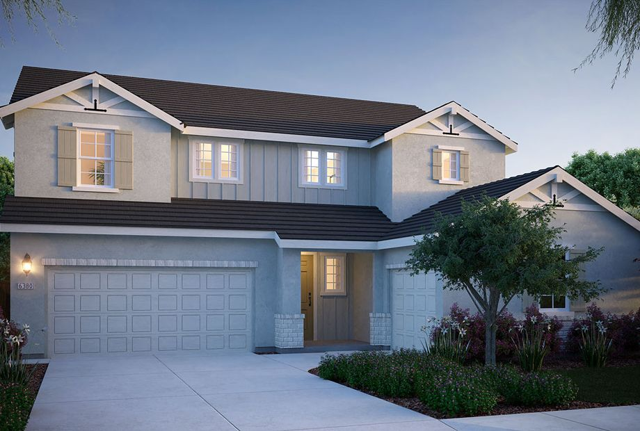 Single Family for Active at Brighton Landing - Oxford Plan 3 613 Periwinkle Drive Vacaville, California 95687 United States