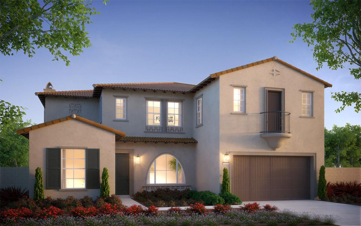 Single Family for Active at Marywood Hills - Plan 3 2811 E Villa Real Drive Orange, California 92867 United States