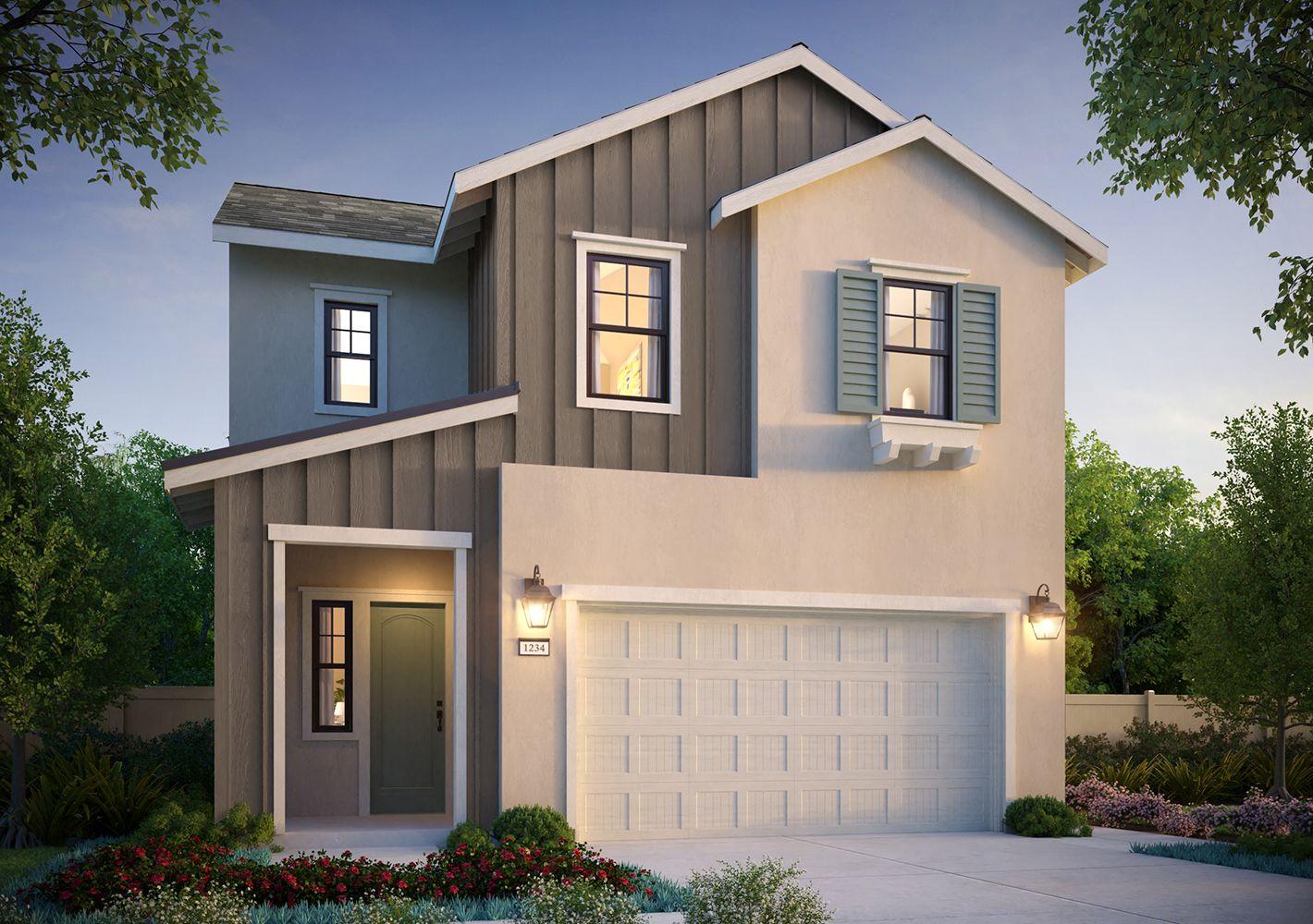 单亲家庭 为 销售 在 Sterling At Esencia - Plan 1 113 Topaz Street Rancho Mission Viejo, California 92694 United States