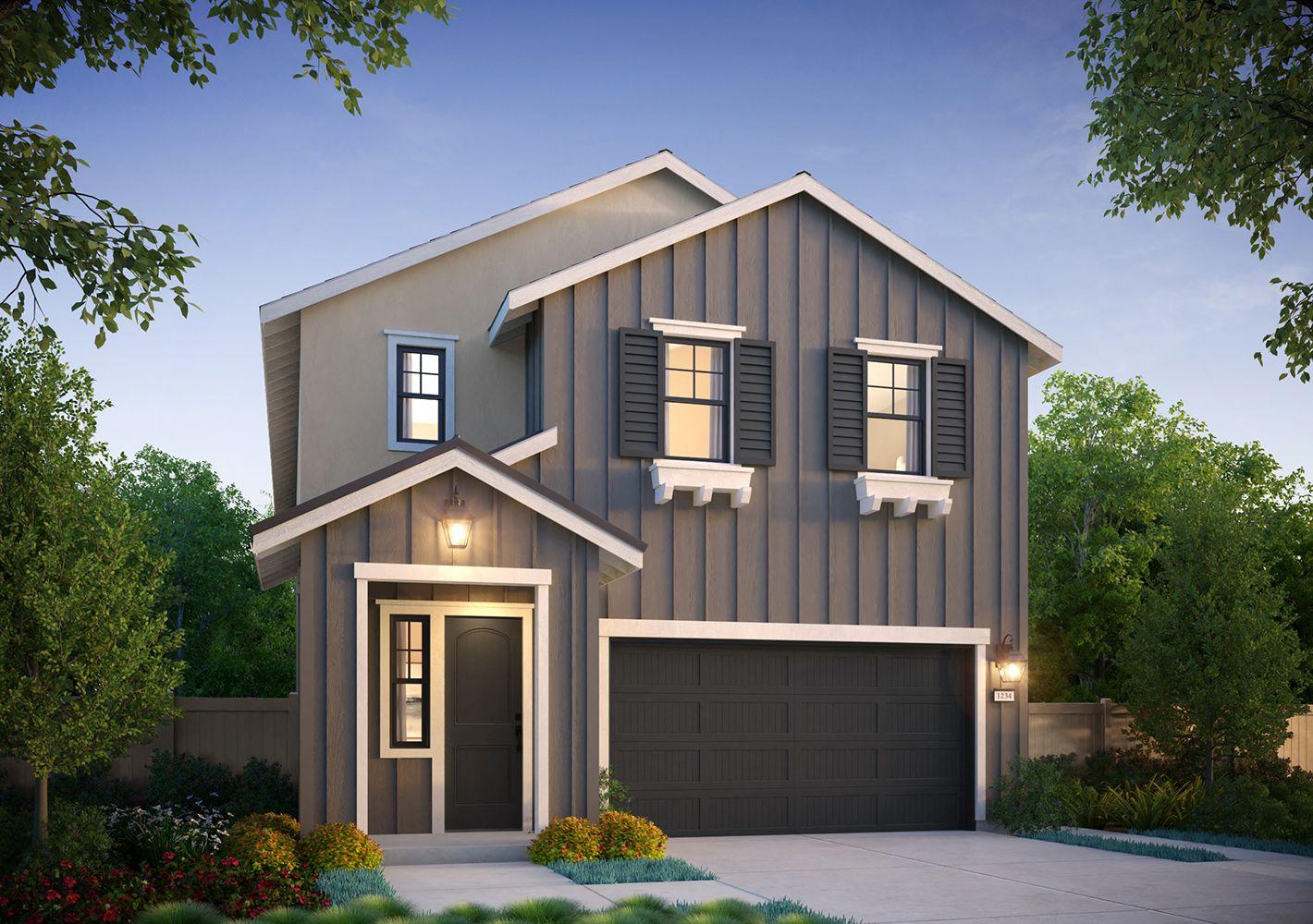 单亲家庭 为 销售 在 Sterling At Esencia - Plan 2 113 Topaz Street Rancho Mission Viejo, California 92694 United States