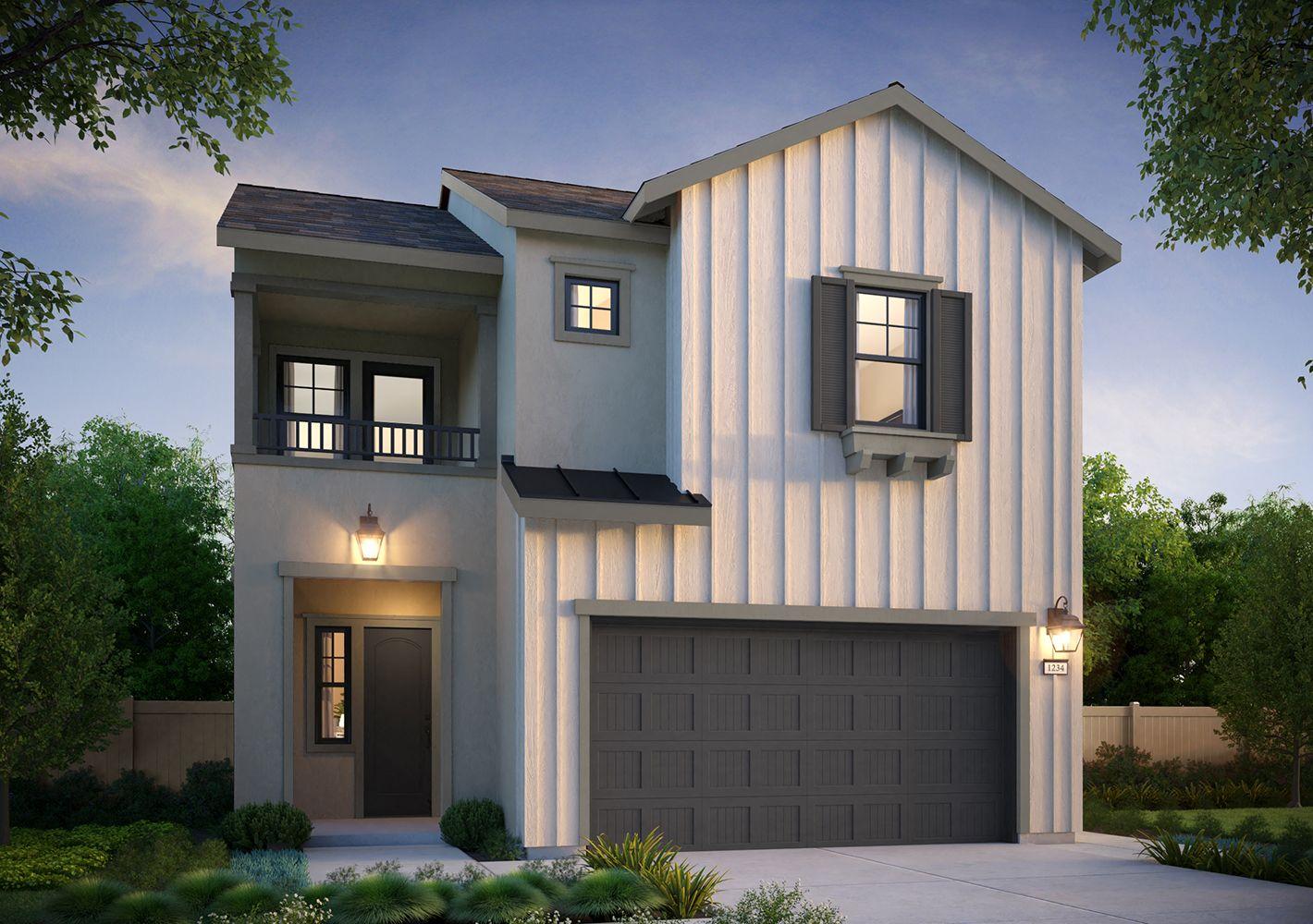 单亲家庭 为 销售 在 Sterling At Esencia - Plan 3 113 Topaz Street Rancho Mission Viejo, California 92694 United States