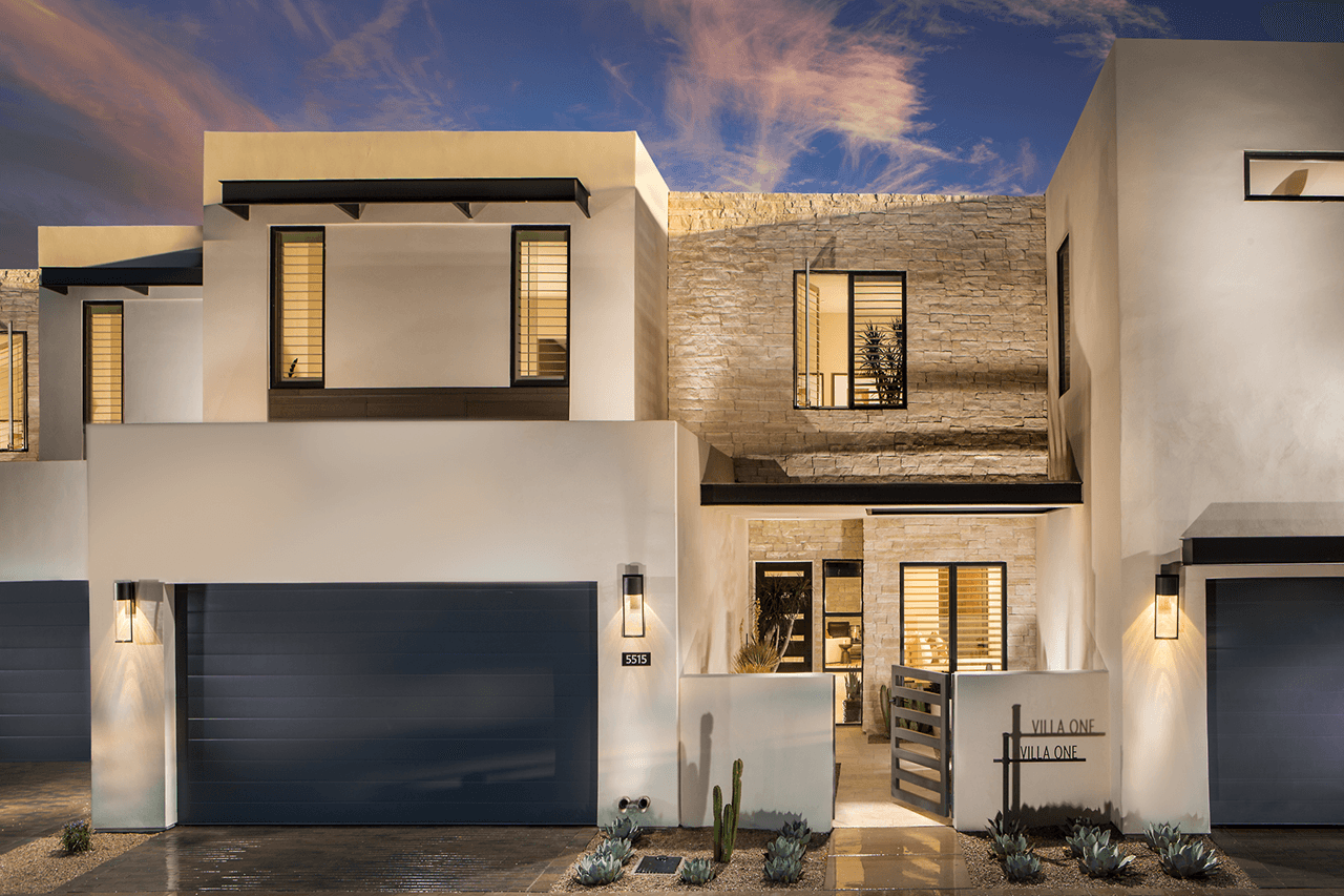 Single Family for Sale at Mountain Shadows - Villa Plan 1a 5591 East Village Drive Paradise Valley, Arizona 85253 United States