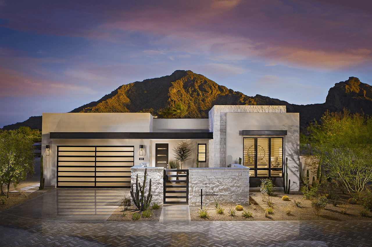 Single Family for Sale at Mountain Shadows - Residence Plan 4 5591 East Village Drive Paradise Valley, Arizona 85253 United States