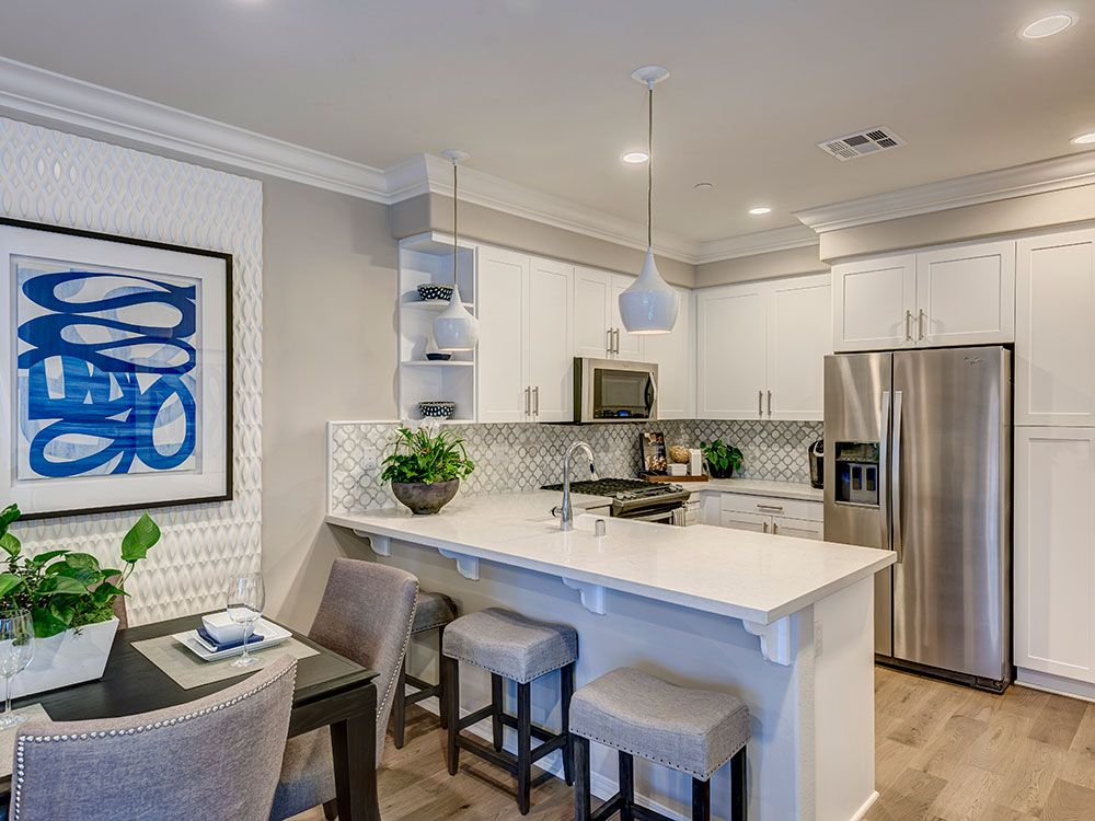 Multi Family for Sale at Plan 5 5659 Mcculloch Avenue #105 Temple City, California 91780 United States