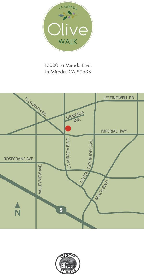 Single Family for Sale at Plan 4 12001 San Remo Court La Mirada, California 90638 United States