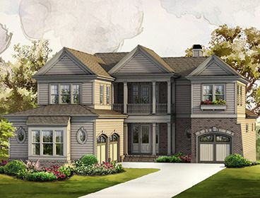 Single Family for Sale at Bellmoore Park - The Beaumont 10015 Grandview Square Johns Creek, Georgia 30097 United States