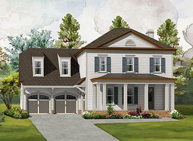 단일 거주 용 매매 에 Bellmoore Park - The Danville 10015 Grandview Square Johns Creek, Georgia 30097 United States