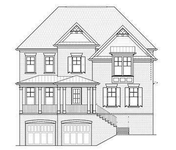 Single Family for Active at Highpointe At Vinings - The Hawthorne 3421 Bryerstone Circle Smyrna, Georgia 30080 United States