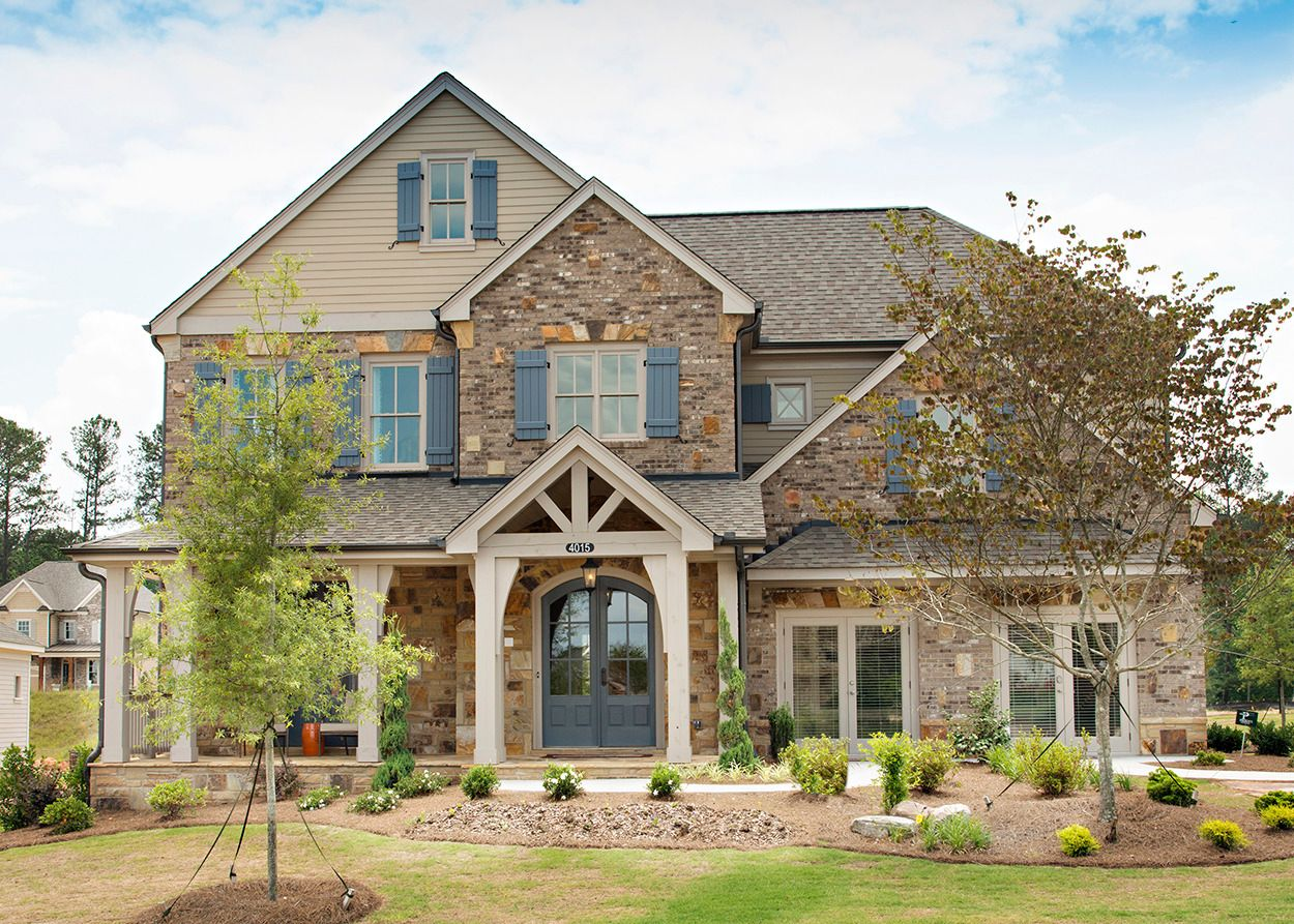 Single Family for Sale at The Stonecrest 4395 Murray Park Drive Cumming, Georgia 30040 United States