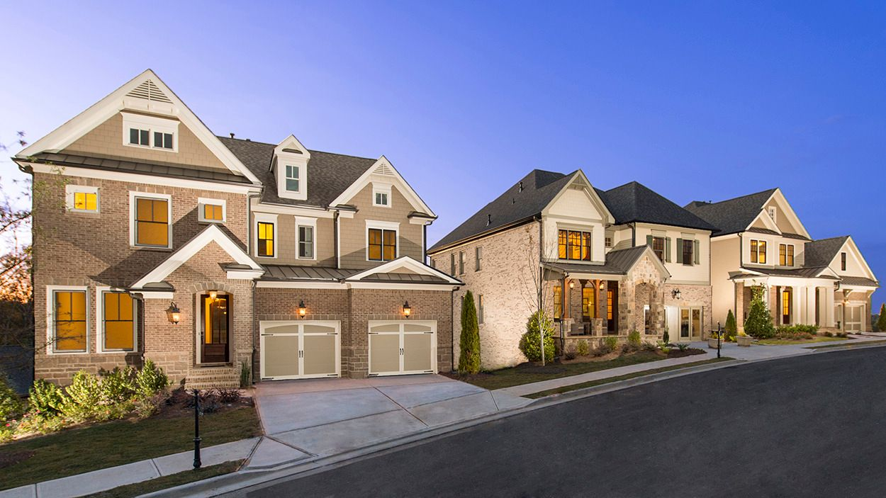 Single Family for Active at The Dover 3327 Bryerstone Circle Smyrna, Georgia 30080 United States