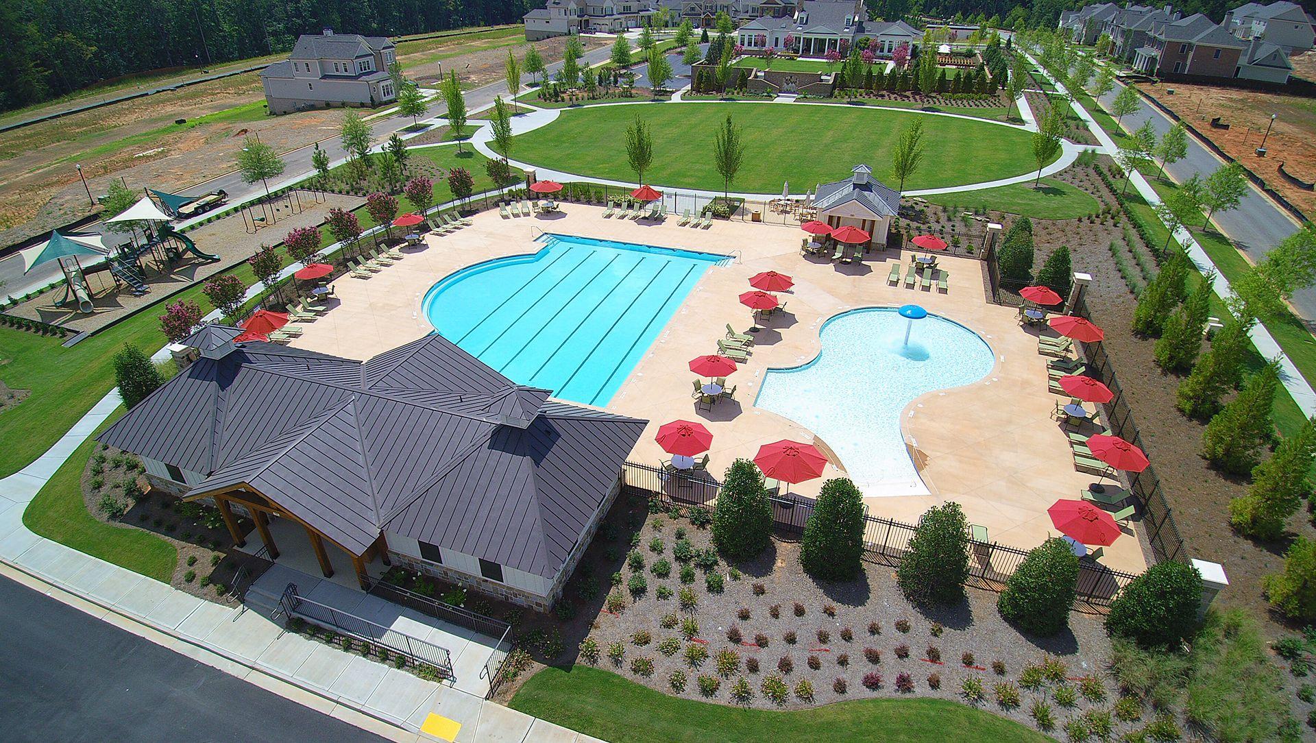 Ensam Familj för Försäljning vid The Danville 7110 Grandview Overlook Johns Creek, Georgia 30097 United States