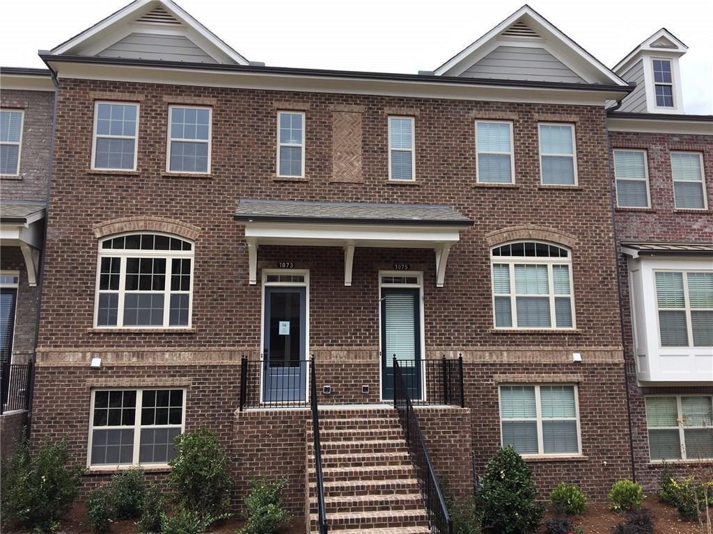 Real Estate at 1073 Township Square, Alpharetta in Fulton County, GA 30022