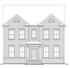 Single Family for Sale at Central Park At Deerfield Township - The Weston 775 Strickland Road Alpharetta, Georgia 30004 United States