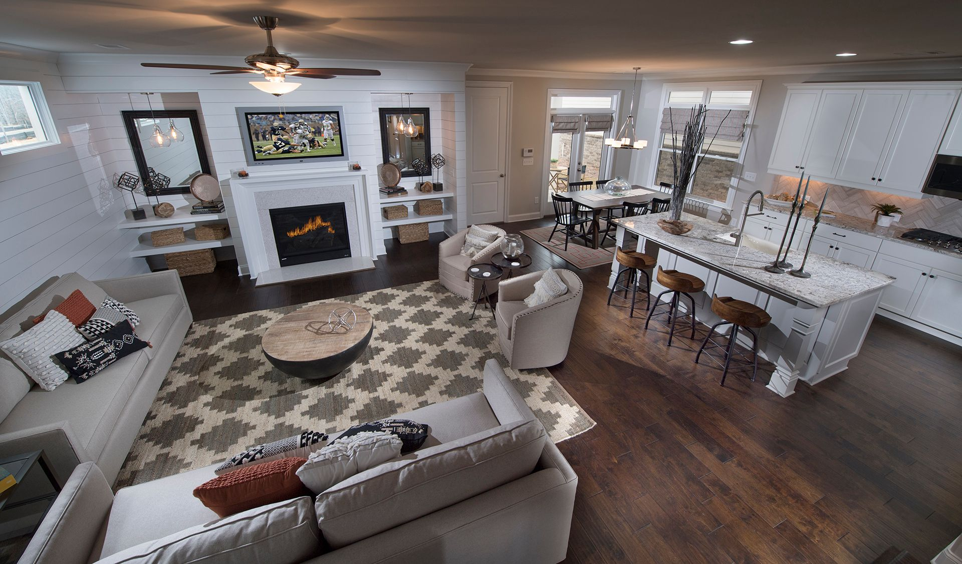 Single Family for Sale at The Danville 7110 Grandview Overlook Johns Creek, Georgia 30097 United States