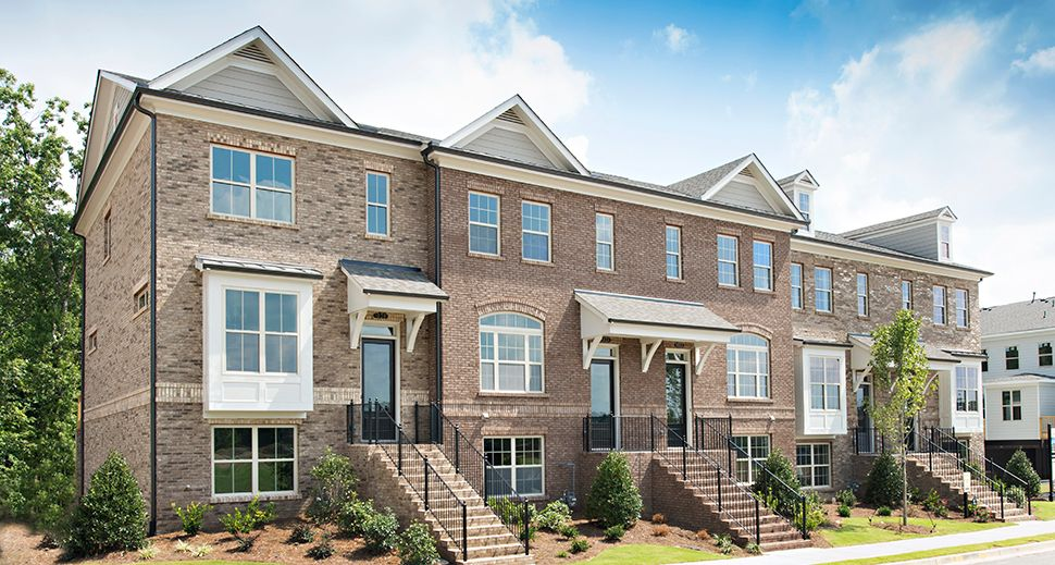 Multi Family for Sale at The Braxton Ii 11981 Ashcroft Bend Johns Creek, Georgia 30005 United States