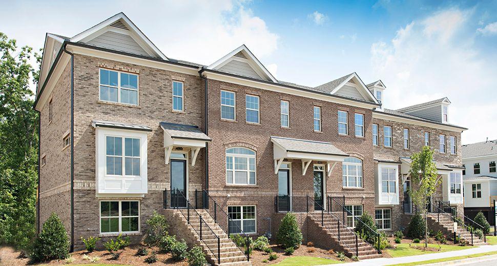 Multi Family for Sale at The Braxton Ii 5204 Cresslyn Ridge Johns Creek, Georgia 30005 United States