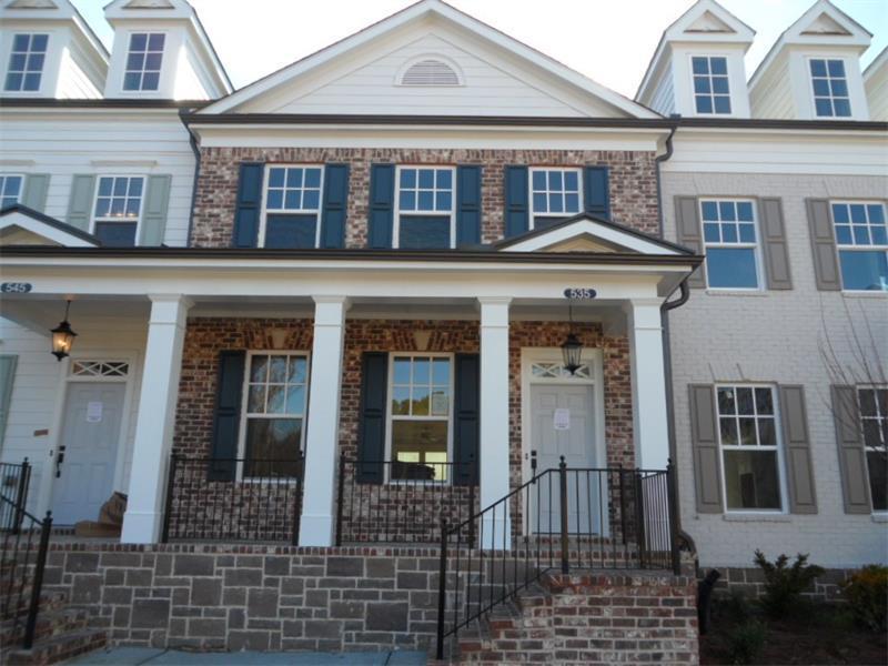 πολλαπλών Οικογένεια για την Πώληση στο The Forrester 535 Letchas Lane Alpharetta, Georgia 30009 United States