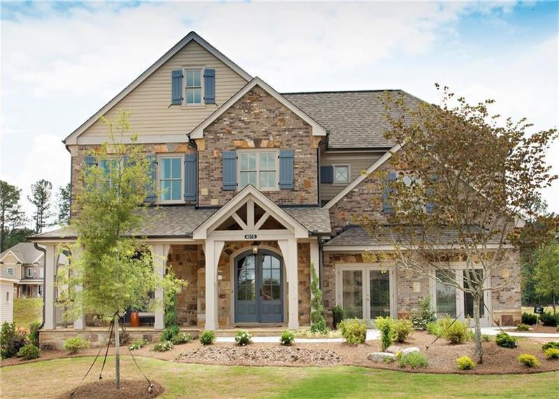 4015 Alister Park Drive, Cumming, GA Homes & Land - Real Estate