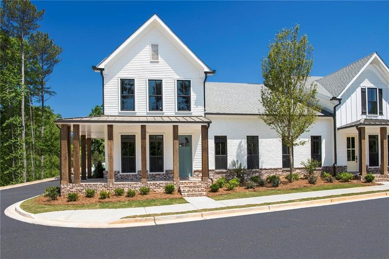 Multifamiliar por un Venta en The Madison 335 Bailey Walk Alpharetta, Georgia 30009 United States