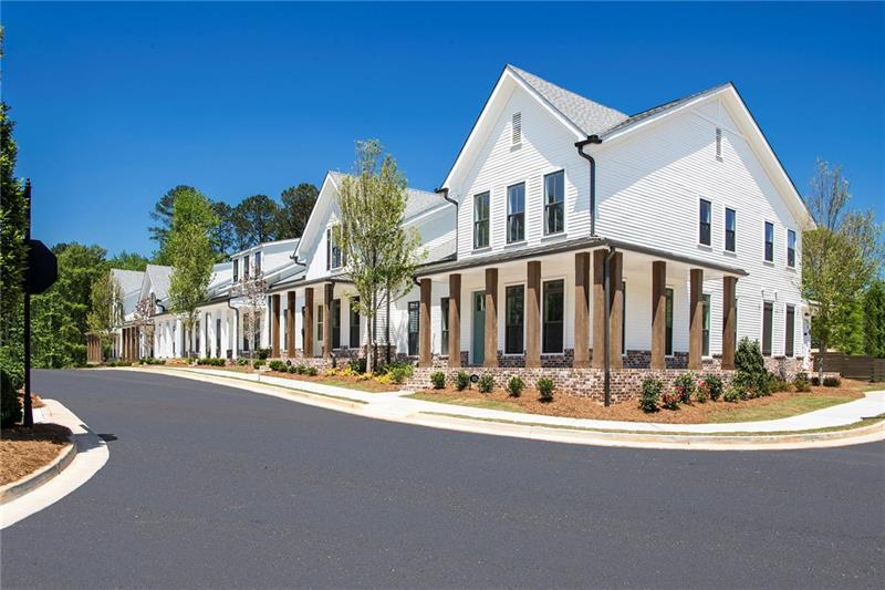 Multifamiliar por un Venta en The Madison 327 Bailey Walk Alpharetta, Georgia 30009 United States