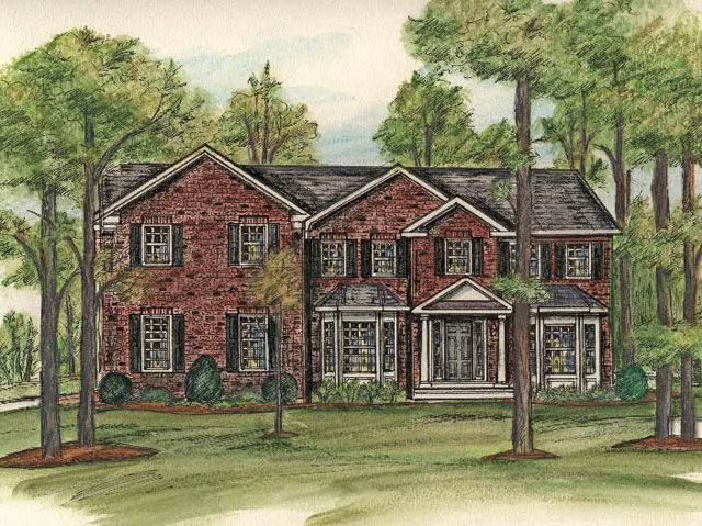 Single Family for Active at Brookview Heights - The Claremont 17 Buff Road Saratoga Springs, New York 12866 United States