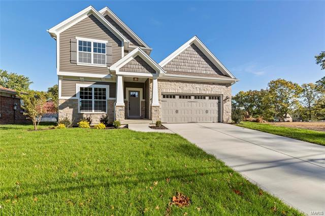 Single Family for Active at The Villages At Sandfort Farm - Mckelvey Homes The Madison 200 Sandfort Ln St. Charles, Missouri 63301 United States