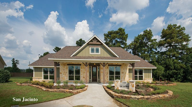 Tilson Homes Built On Your Lot In Boerne New Homes In