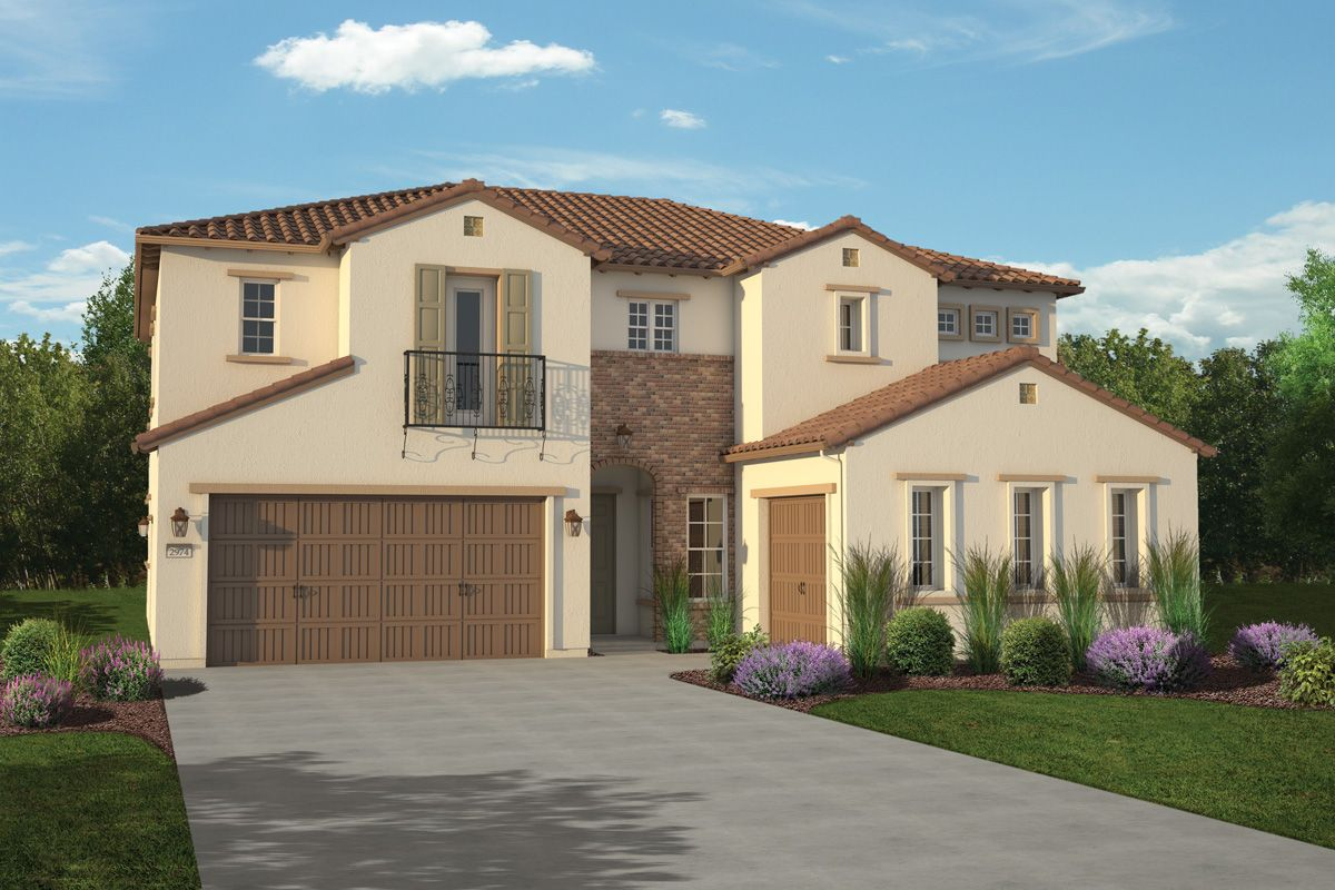 Single Family for Sale at Vista Ridge - The Sanctuary 300 Miners Ravine Roseville, California 95661 United States