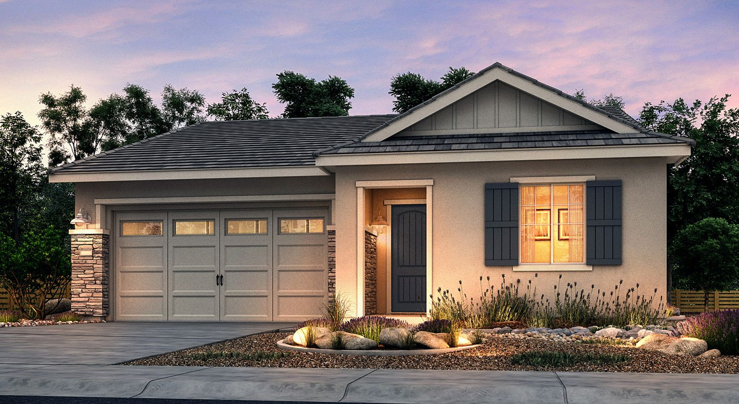 Creekside New Homes In Roseville Ca By Tim Lewis Communities
