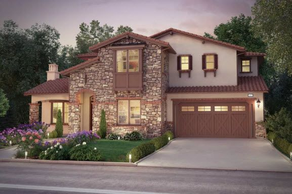 Single Family for Sale at The Estates At Silver Creek - Residence Three 7020 Livery Ln San Jose, California 95135 United States
