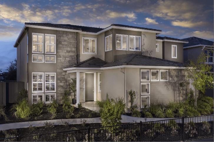 单亲家庭 为 销售 在 Legacy At Poppy Lane - Residence Four 8193 Triplefin Way Elk Grove, California 95757 United States