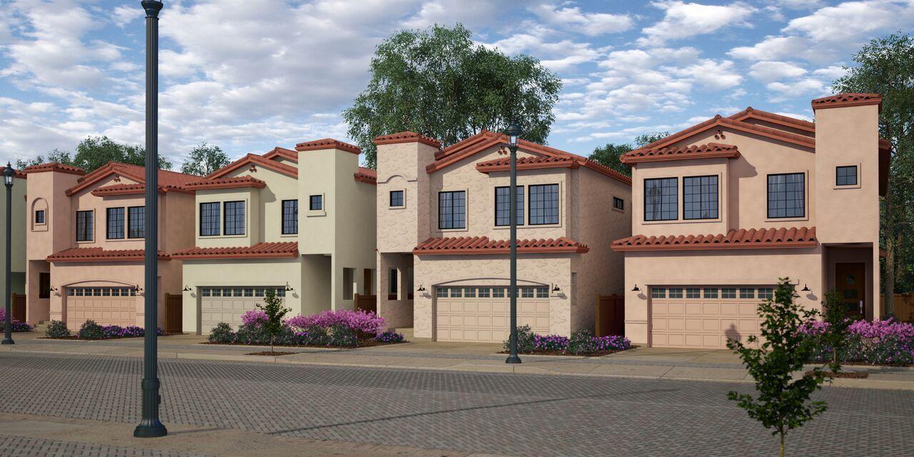 Unifamiliar por un Venta en La Villa Monaco - Plan 1 B Street Daly City, California 94016 United States