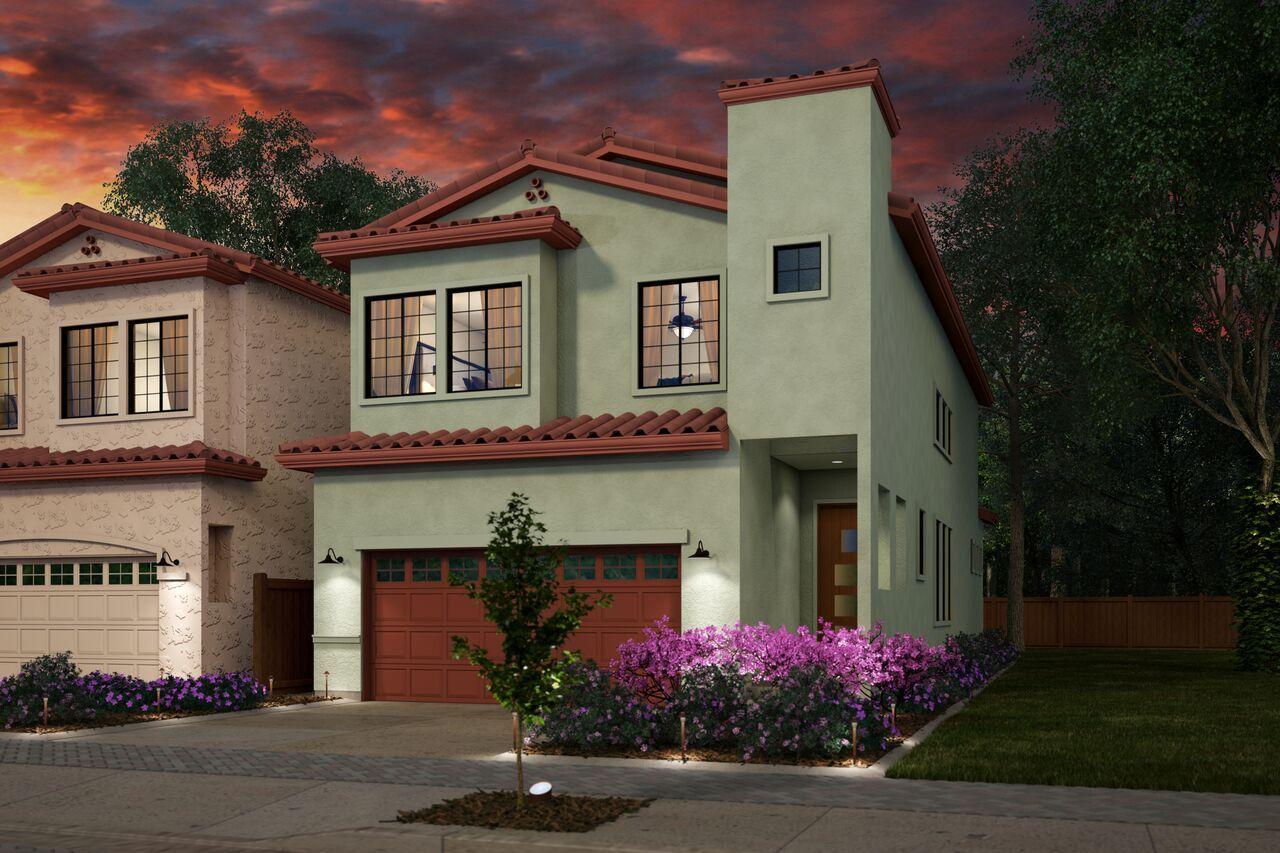 Unifamiliar por un Venta en La Villa Monaco - Plan 2 B Street Daly City, California 94016 United States