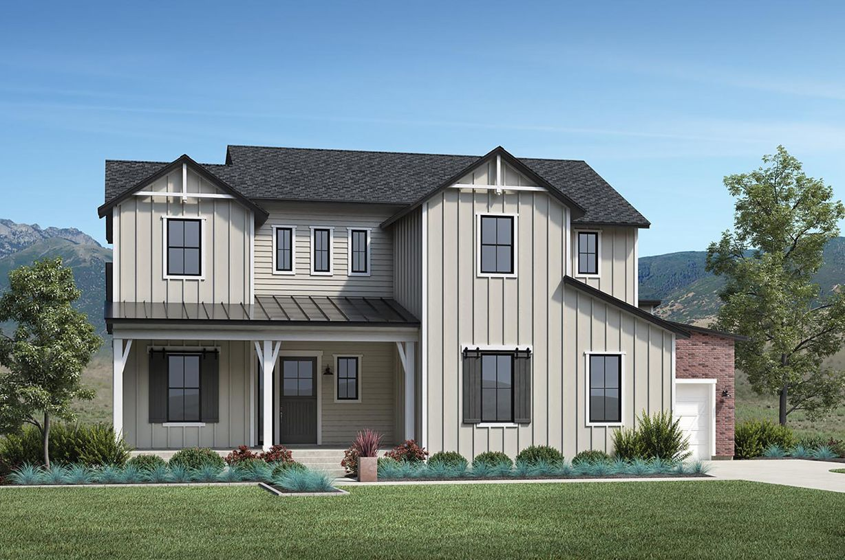 Single Family for Active at Collet 1928 West Oak Hollow Circle Lehi, Utah 84043 United States