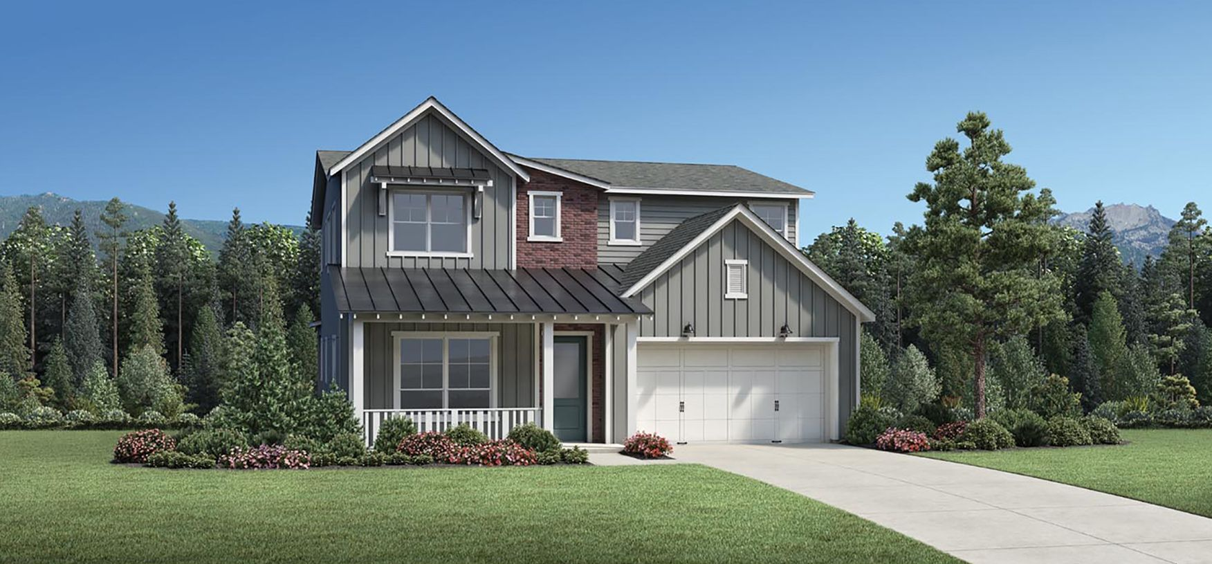 Single Family for Active at Toll Brothers At Edelweiss - Cutler 14666 South Silver Blossom Way Draper, Utah 84020 United States