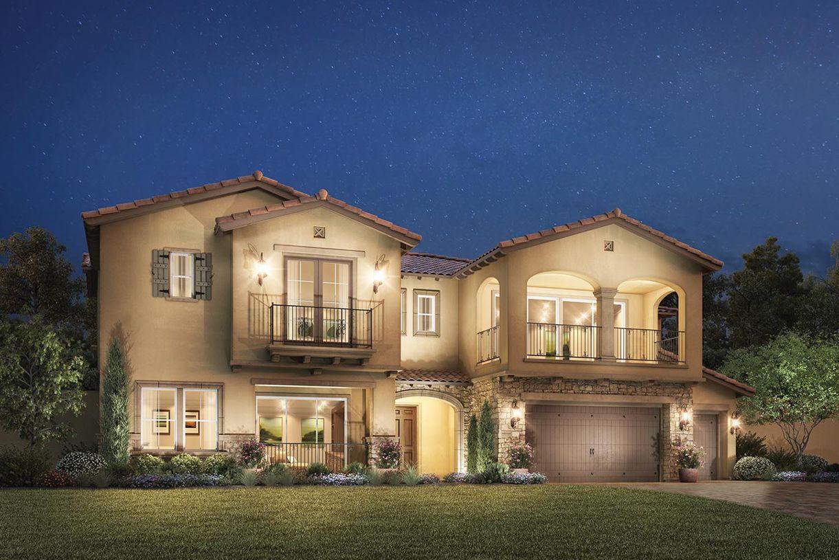 单亲家庭 为 销售 在 Villa Lago At The Promontory - Mckinley St 3236 Fabriano Way El Dorado Hills, California 95762 United States