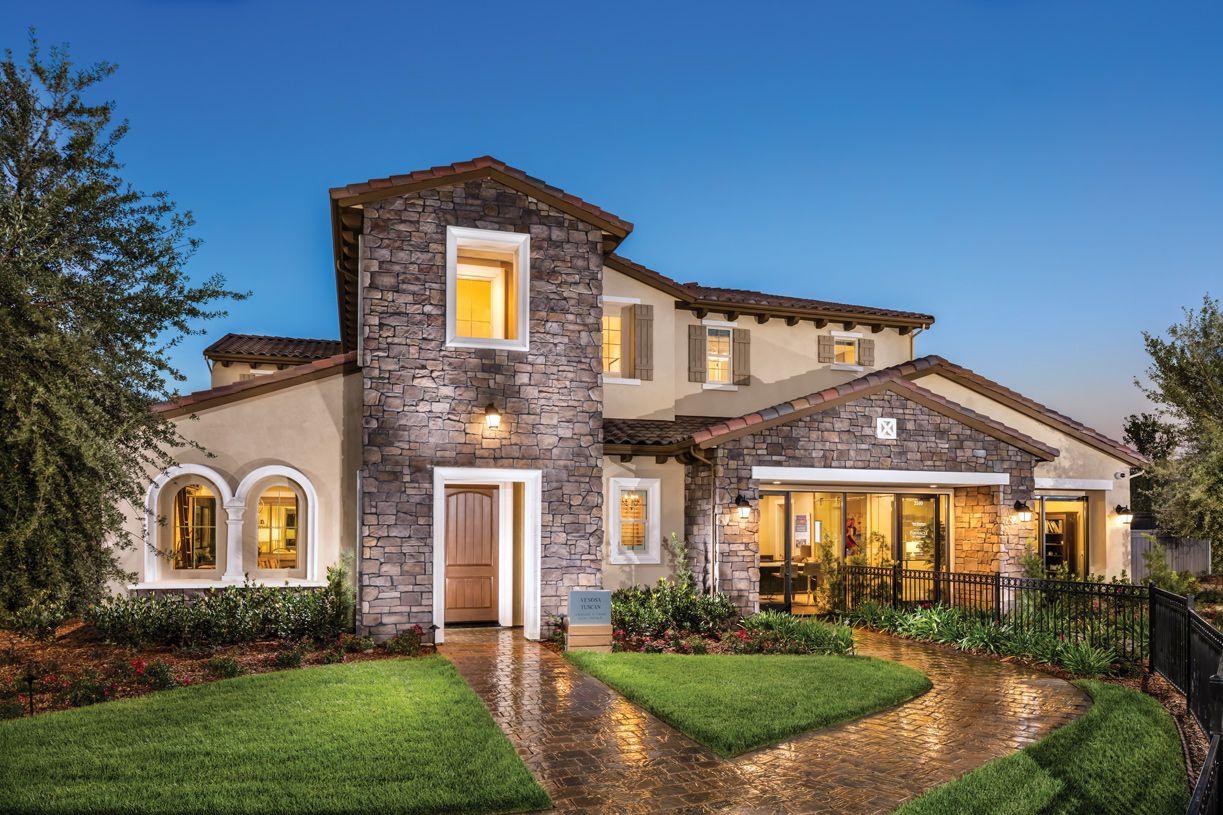 单亲家庭 为 销售 在 Venosa (St) Tuscan 2510 Orsay Way El Dorado Hills, California 95762 United States