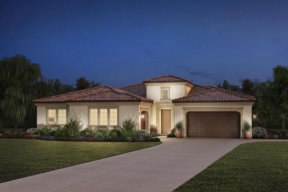 Single Family for Active at Oakcrest - Loomis 4100 Willow Creek Way Rocklin, California 95765 United States