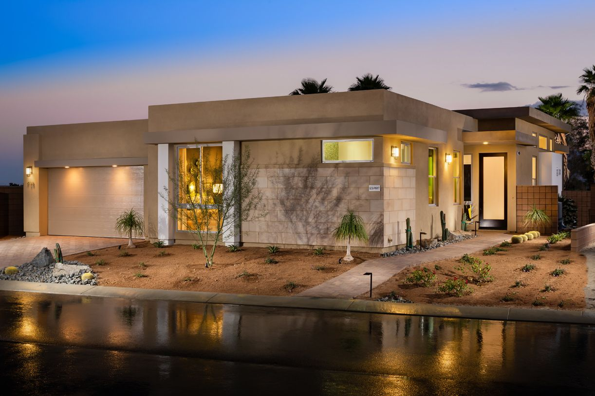 Single Family for Sale at Esprit 4110 Amber Lane Palm Springs, California 92262 United States
