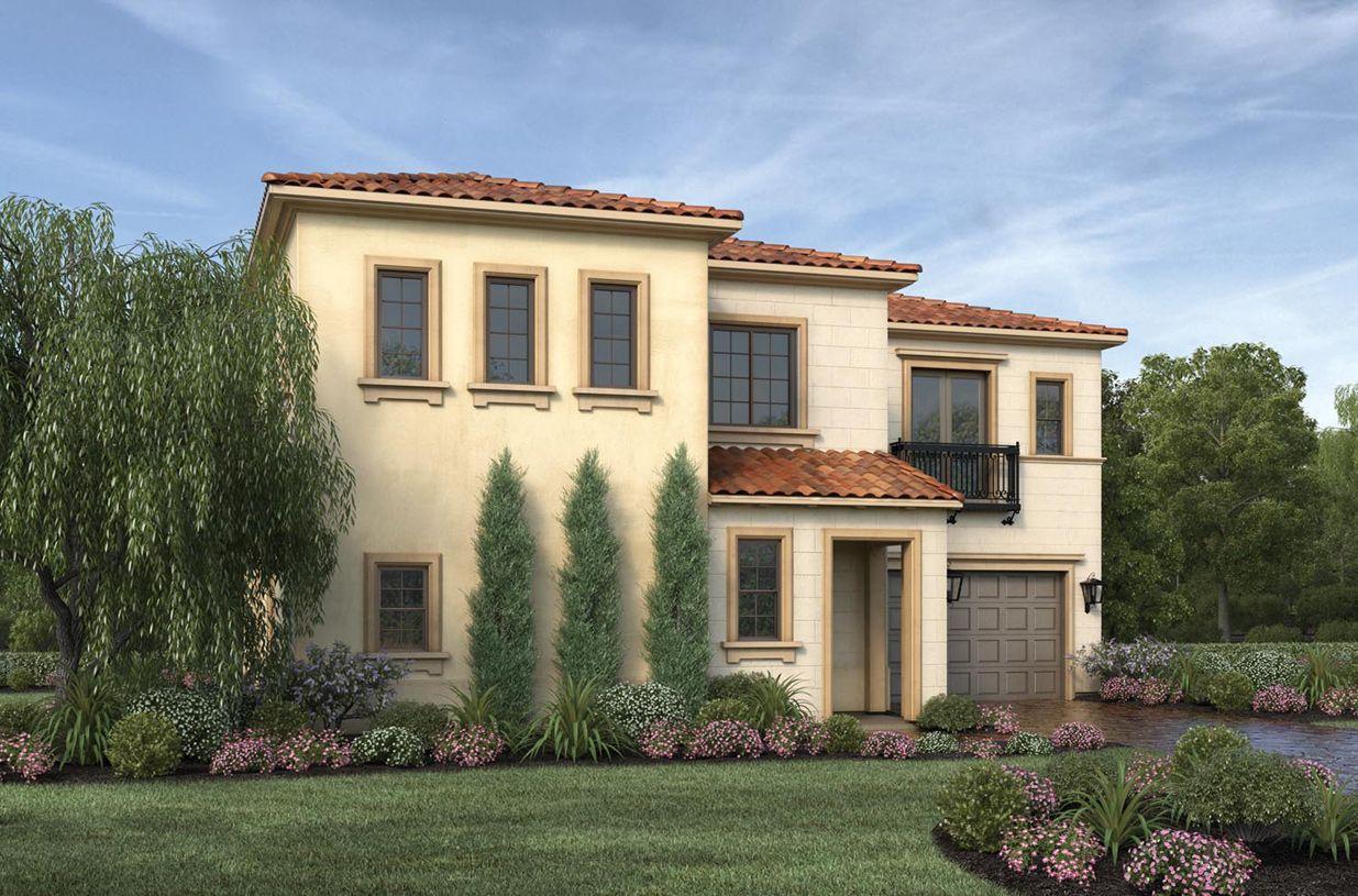 Single Family for Sale at Andorra At Gale Ranch - Novara (Ca) 1469 Bayberry View Lane San Ramon, California 94582 United States