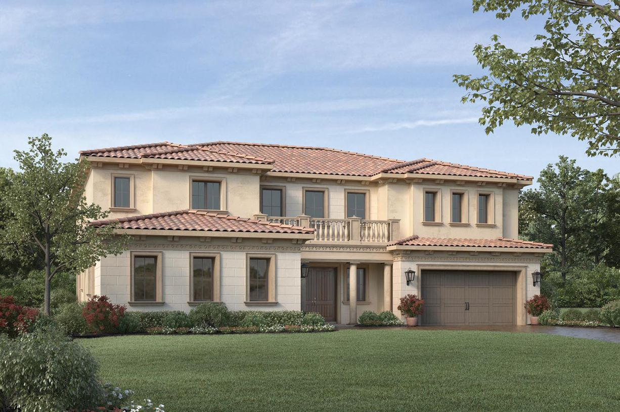 Single Family for Sale at Iron Oak At Alamo Creek - Ponderosa 103 Turanian Court Danville, California 94506 United States