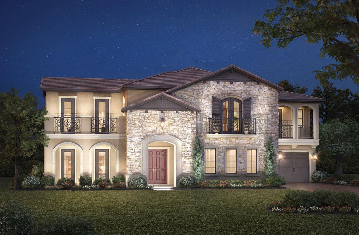 Single Family for Sale at Iron Oak At Alamo Creek - Torrey (Ca) 103 Turanian Court Danville, California 94506 United States