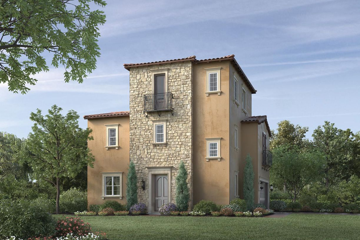 Single Family for Sale at Posante At Gale Ranch - Serres Ii 6139 Alpine Blue Drive San Ramon, California 94582 United States