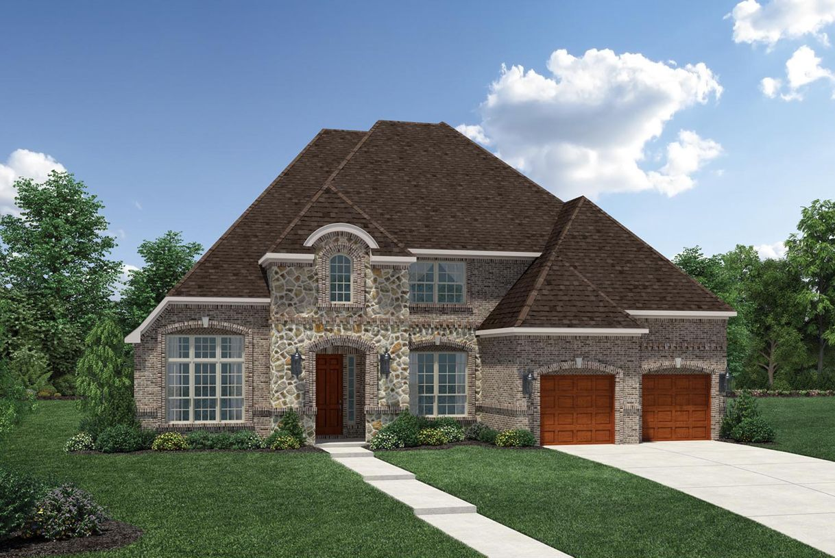 Additional photo for property listing at Travisso - Florence Collection - Maltese 3933 Veneto Circle Leander, Texas 78641 United States