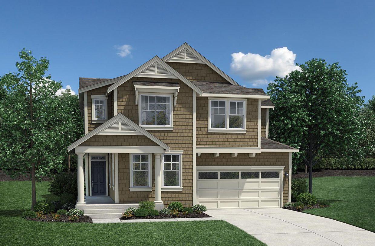 Single Family for Sale at Canterbury Park - Puget 24200 Ne 14th Street Sammamish, Washington 98074 United States